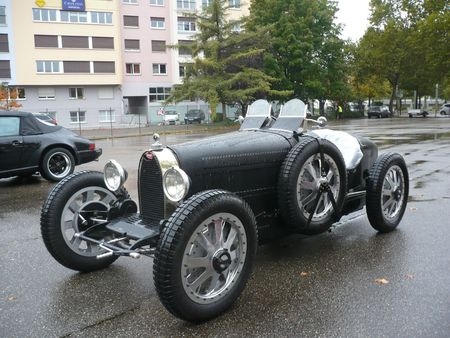 BUGATTI type 35B GP 1926 Strasbourg - Meinau (1)