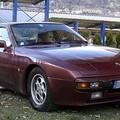 PORSCHE - 944 - 2,5 l - 1986