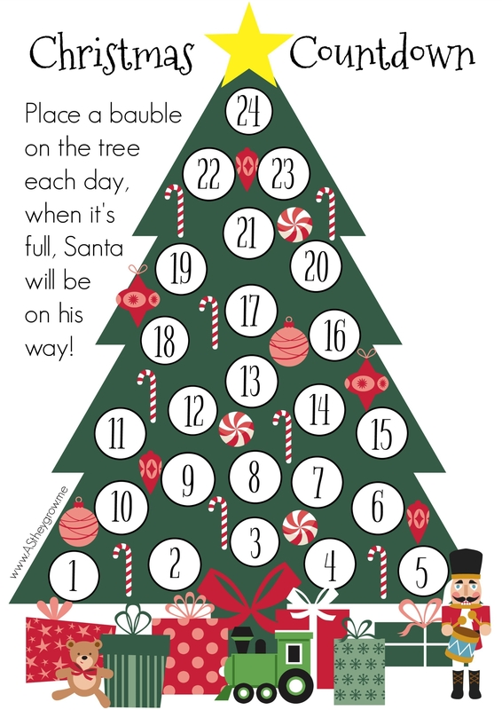 Christmas-Tree-Countdown