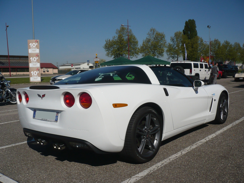 CHEVROLET Corvette C6 R437 Limited Edition Vendenheim (2)