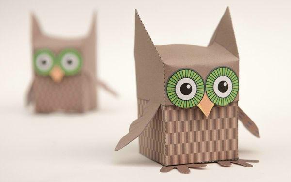 paper-box-owl
