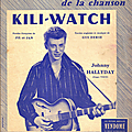 Kili-watch - johnny hallyday (partition sheet music)