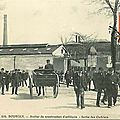 1915-01-16 manufacture d'arme Bourges