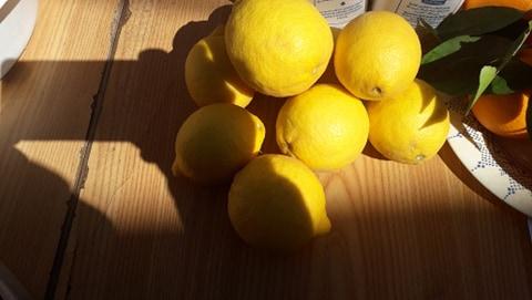 les beaux citrons