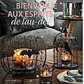 Catalogue et frangrances halloween 2017