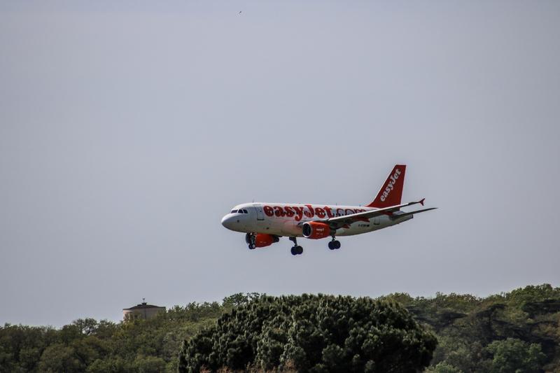 Airbus A319 d'Easyjet