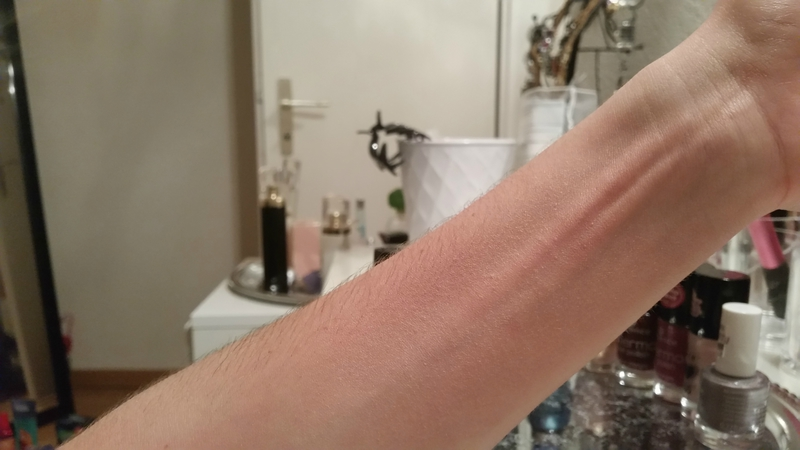 Swatchs: Multi Coulor Blush