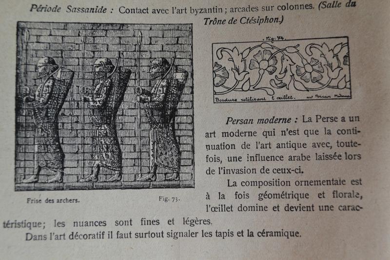 Histoire de l'art, FORMATION ÉBÉNISTE MARPEN ,arts appliqués