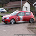 2010 : Rallye de la Vallée de l'Ognon