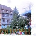 Colmar en hiver, un peu avant Noël 2007