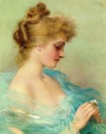 Tableau Vittorio Matteo Corcos