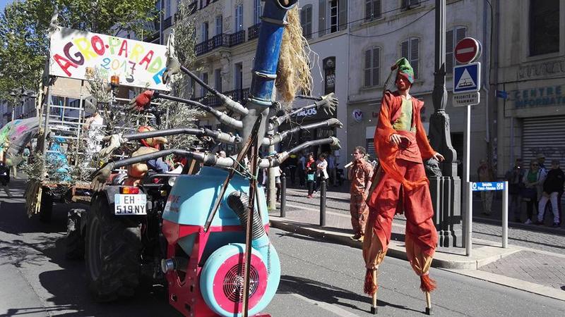 Agro parade 2018