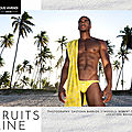 Fruits Swimwear Line Campaign Cover