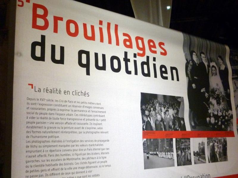 Paris sous l'occupation (75)
