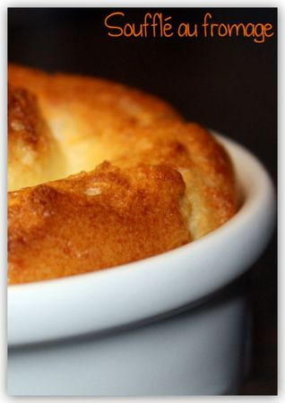 Soufflé fromage1