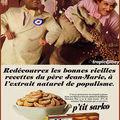 Les bonnes vieilles recettes du père jean-marie dans la cuisine de nicolas