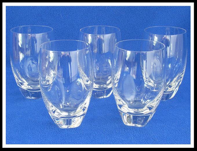 Service en cristal Lalique Highlands