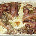 Cuisse de poulet gourmande
