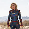 Captain marvel - les images qui déchirent !