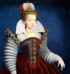 Femme 1580