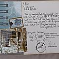 Album de laurence guevel avec la collection en toutes lettres de lorelaï design 3/7