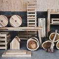 Skogsta : la nouvelle collection ikéa qui envoie du bois