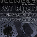 Illness + fat bitch - 20/03/11