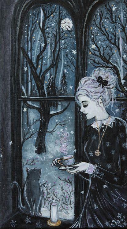 La Cuisine et ses placards magiques :))