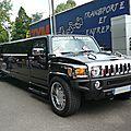 HUMMER H3 limousine Illzach (1)