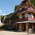 Epinal, le pavillon chinois