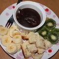 P'tite crème (au chocolat bien sûr !), trop bonne, trop rapide et trop diététique (ou presque)