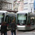 Grenoble en mars 2008