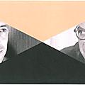 Camus/sartre : une amitié dechirée