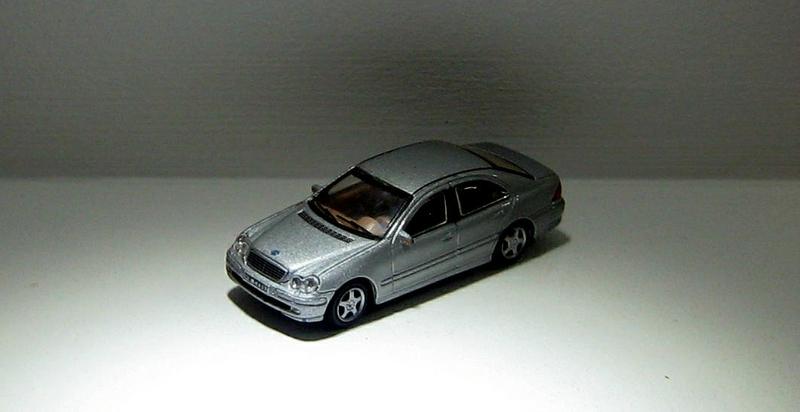 Mercedes C320