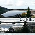 Lac de bouverans