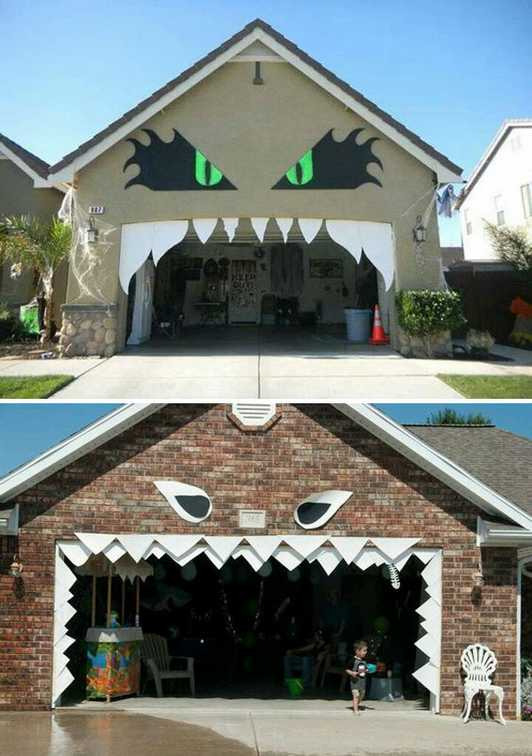 halloween-garage-door-decorating-ideas-7