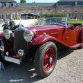 AC Auto-Carriers 18/95 Tourer 1937 Schwetzingen (1)