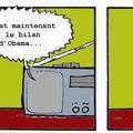 Georges et obama en bilan