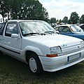 RENAULT Super 5 Belle Ile pick-up baché par Gruau Madine (1)