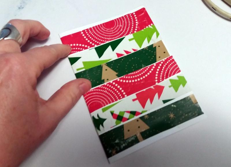 347-Noël et nouvel an-Cartes papiers cadeaux (20)