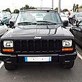 Jeep cherokee xj (1997-2001)