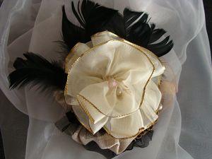 bibi-barette-fleur-beige-noir