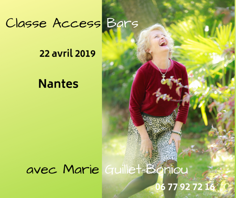 Classe Access Bars 22 avril 2019