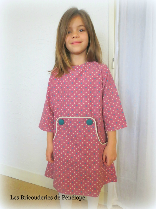 Une Louisa Dress Origami