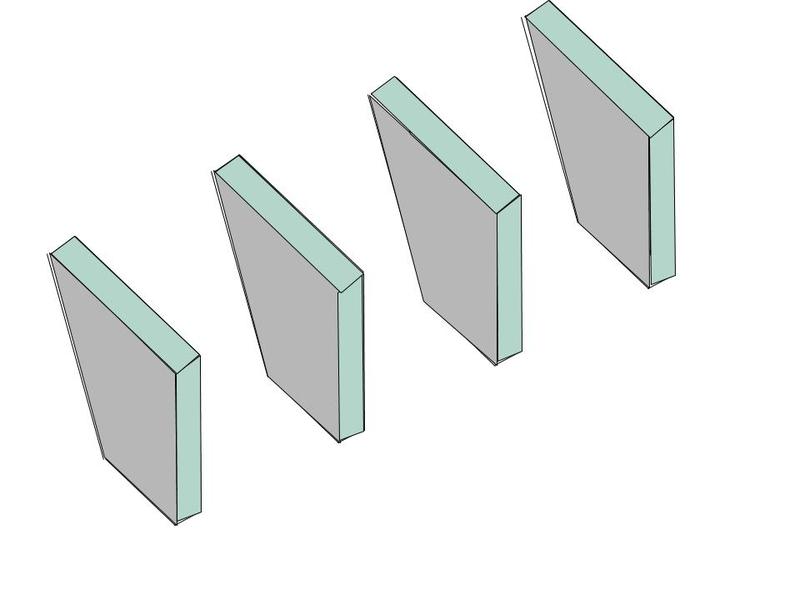 2 - Renforcement placo