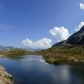 Alpes d'huez, balade autour des lacs