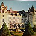 St Porchaire - chateau la Roche Courbon du XVéme