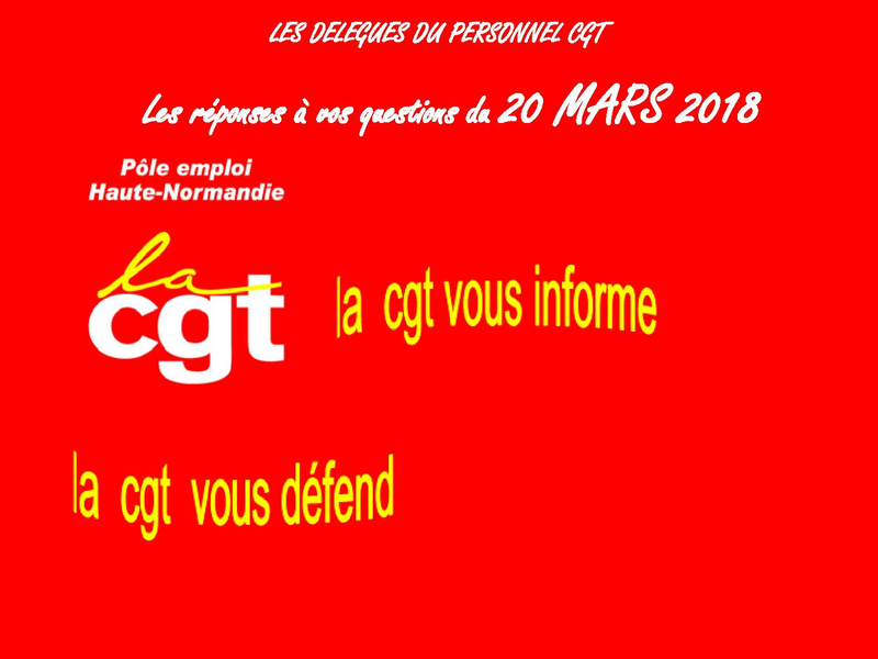 QUESTIONS REPONSES DP CGT MARS 2018-page-001