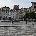 Un dimanche à lisbonne: jour 3: baxia, bairro alto, bica & l'alfama