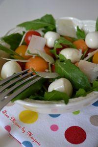 Salade billes colorées5